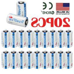 Trustfire Battery CR123A 123A DL123 EL123 3 Volt Batteries F