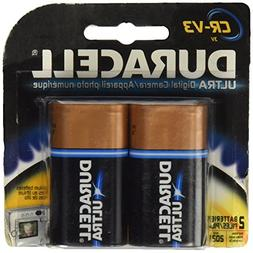 Duracell Ultra Digital Camera Battery Cr-V3 Batteries