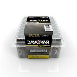 Rayovac Ultra Pro AA 1.5V Alkaline Batteries, 48 Pack, Fresh