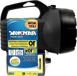 RAYOVAC Value Bright 85-Lumen 6V 10-LED Floating Lantern Bat
