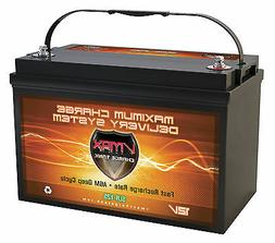 VMAX SLR125 Battery 1700kWh 12V 125Ah for Off Grid Tiny Home