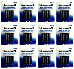 Wholesale 100 Panasonic AAA Triple A Batteries Heavy Duty Ba