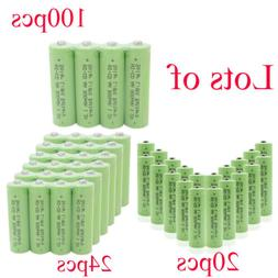 Wholesale Double A 1.2V NI-CD Rechargeable Battery For Garde