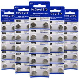 Wholesale LOT of 50 PCS LR1130 AG10 389A 1.5V Alkaline Butto
