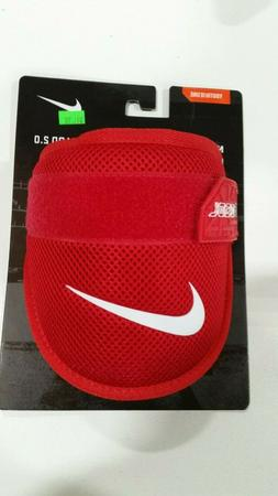 NIKE Youth BPG 40 Batters Elbow Guard 2.0 Red